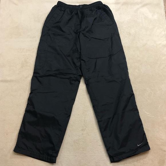 Nike Other - Nike Men's Athletic Black Track Pants, Size L